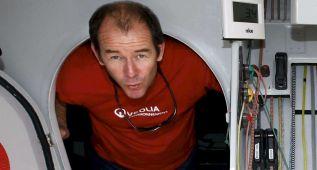 Jean Luc Nèlias, navegante del 'Mapfre' para la segunda etapa