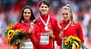 Beitia gana el Trofeo José Luis Alonso a mejor atleta de 2014