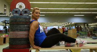 Lydia Valentín: 274 kg para detener la disciplina del Este