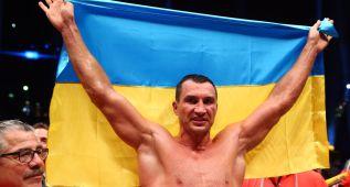 Wladimir Klitschko fulmina por KO a Pulev en el quinto asalto