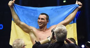 Klitschko podría reunir los cuatro títulos de los pesados