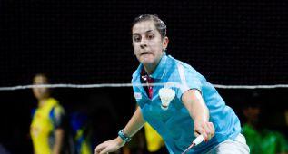 Carolina Marín, a cuartos de final por la vía rápida