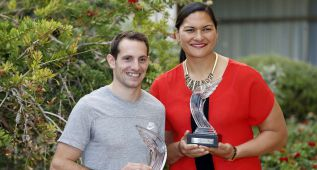 Lavillenie y Adams, los mejores de la temporada para la IAAF