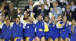 Echenique guía al Barceloneta a su primera Supercopa de Europa