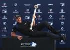 Stenson revalidó el título en Dubai y Cabrera Bello falló