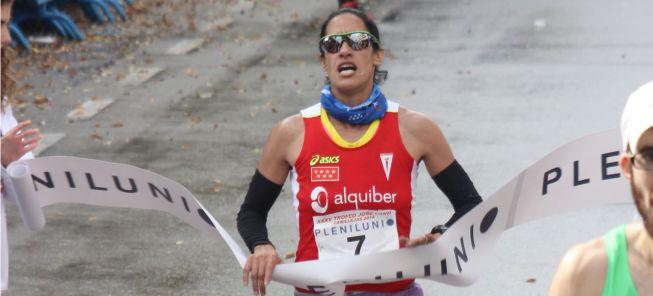 Malika Asahssah fue más rápida que Marta en 10 km en ruta