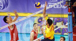 Venezuela completa el grupo de España en la Liga Mundial