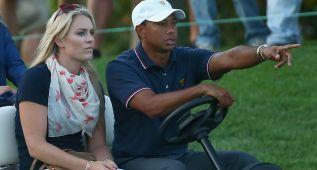 Lindsey Vonn inspira a Tiger para que regrese esta semana