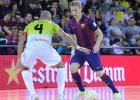 El Inter Movistar sigue líder y Batería es baja en el Barça