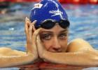 """Mireia Belmonte: """"El éxito depende de echarle ganas"""""""