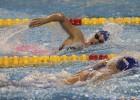 Duras críticas a los horarios nocturnos de la natación en Río