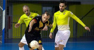 Inter Movistar y Marfil Santa Coloma, a semifinales