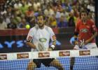 Díaz y Bela jugarán en Madrid su último torneo como pareja