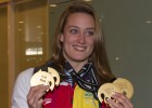 Mireia asalta el récord del mundo de los 1.500 libres
