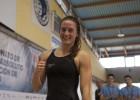 Mireia Belmonte es incansable: bate el récord de 1.500 libre