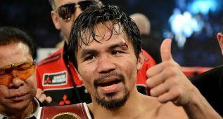 """Manny Pacquiao: """"Mayweather ya no puede escapar"""""""