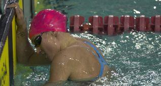 Mireia Belmonte cierra el 2014 con dos oros y agotada