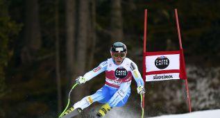 Nyman bate a Jansrud en el descenso de Val Gardena