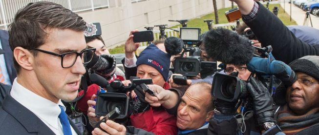 Phelps, condenado a un año de cárcel por conducir ebrio
