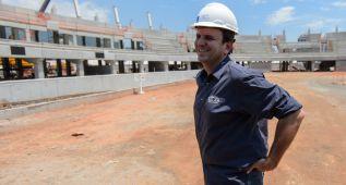 """Paes, alcalde de Río: """"Las obras para los Juegos están al día"""""""