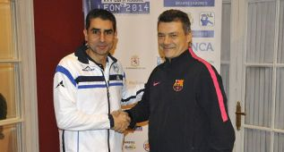 El Barcelona es el único gran favorito en la Copa Asobal
