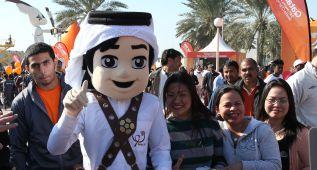 Qatar 'contrata' a 30 peñistas de España para dar ambiente