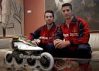 Peula y Fernández: reyes mundiales sobre ruedas