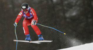 Fanchini ganó en Cortina y Vonn no pudo igualar el récord