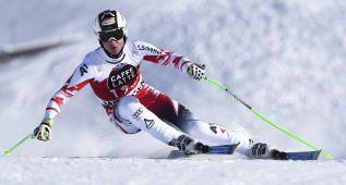 El austríaco Reichelt gana a los suizos en Wengen