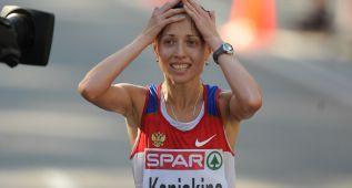 Rusia descalifica por dopaje a tres oros olímpicos en marcha