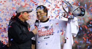 La NFL investiga si los Patriots usaron balones desinflados