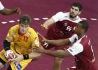 Aguinagalde apareció al final para tumbar a Qatar