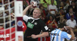 Alemania venció con esfuerzo a Argentina y logra el pase
