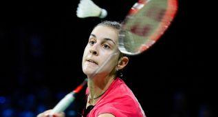 Carolina Marín se mete en los cuartos del Masters de India