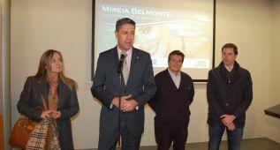 Badalona abre una exposición con los premios de Mireia