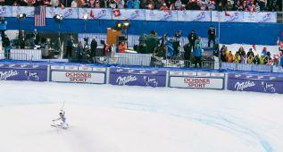 Lindsey Vonn gana el último supergigante antes del Mundial