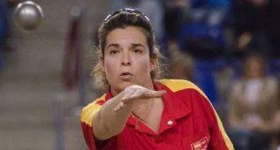 Yolanda Matarranz se corona campeona mundial de petanca