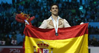 Javier Fernández sale a igualar un récord de la época soviética