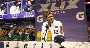 """Tom Brady: """"Nunca pensé que jugaría en una Super Bowl..."""""""