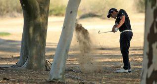 Javier Ballesteros marcha último en Dubai con once sobre par