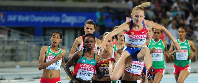 Rusia: caen una campeona olímpica y otra mundial