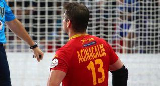 """Aguinagalde: """"Hay que levantarse y ganar esa medalla de bronce"""""""