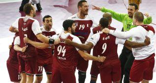 Un Qatar internacional y Francia luchan por el título mundial