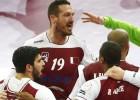 Un Qatar internacional y Francia luchan por el oro