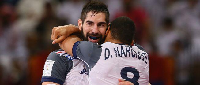 La Francia de Karabatic despierta a Qatar de su sueño mundialista