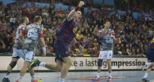 El Barcelona sentencia en una gran primera mitad