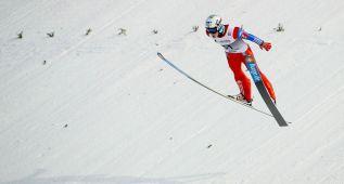 El noruego Fannemel, nuevo récord mundial: 251,5 metros