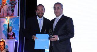 Alejandro Blanco fue condecorado en Guatemala