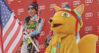 Tras el título mundial, Shiffrin gana nuevo slalom en Maribor