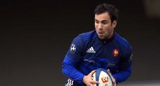 Morgan Parra dirigirá al quince francés el sábado ante Gales